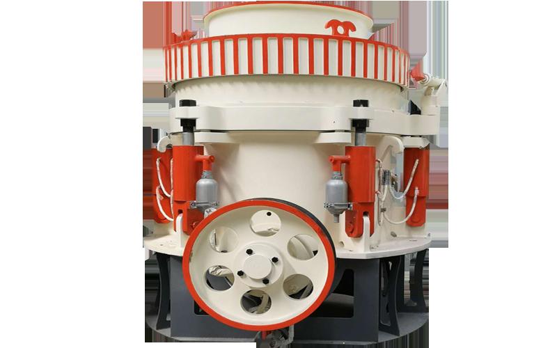 多缸式液压圆锥破碎机
